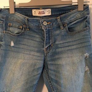 Hollister Super Skinny Jeans 5S